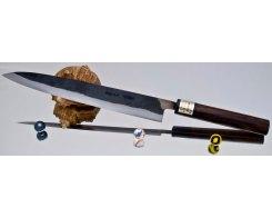 Кухонный нож Moritaka AS Yanagiba 240 мм.