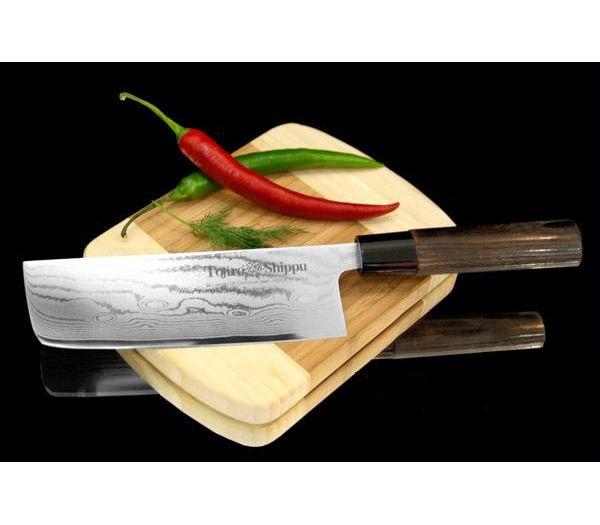 Поварской нож для шинковки Tojiro Shippu FD-598, 16,5 см.