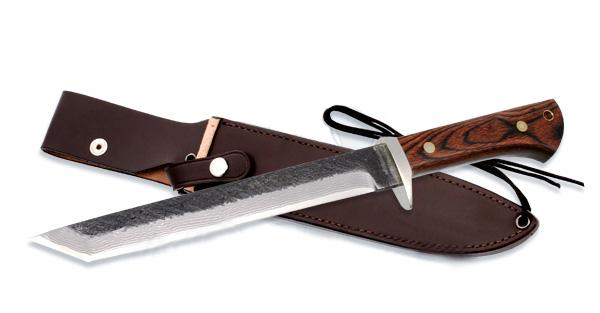 Разделочный нож Kanetsune KB-108 Samurai
