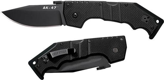 Складной нож Cold Steel 58TLAK AK-47