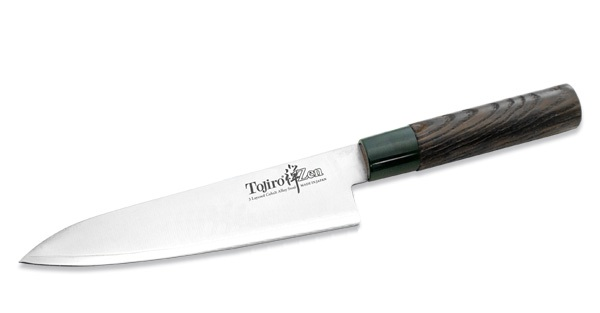 Поварской шеф нож для суши Tojiro Zen FD-563, 18 см