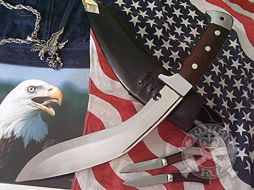 Кукри нож Nepal Kukri House 10'' American Eagle (Freedom)