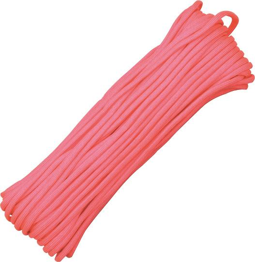 Паракорд Baby Pink (светло-розовый) Atwood Rope MFG RG1029 (30 м.)