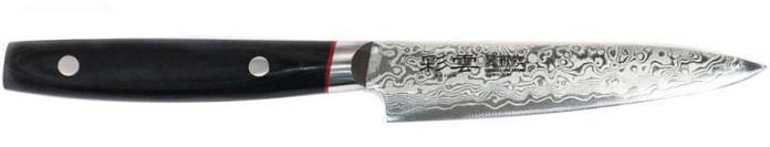 Универсальный поварской нож Kanetsugu Saiun 9001, 12 см.