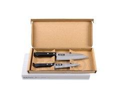 Набор из 2 ножей: Сантоку и универсальный Tojiro FD-162