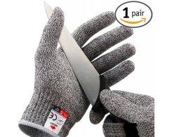 Перчатки Batex 650.24 L, защитные от порезов, текстильные с кевларовой нитью
