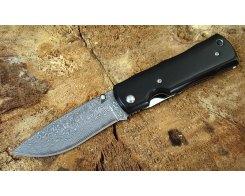 Туристический складной нож G.Sakai 10873 BOSEN FURIN-KAZAN GREEN MICARTA