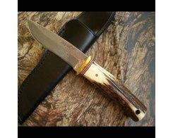 Туристический нож G.Sakai 10871 BOSEN FURINKAZAN STAG FIXED BLADE