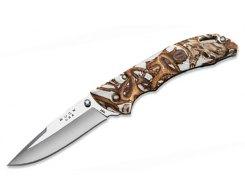 Складной нож BUCK 0286CMS11 Bantam White Head Hunterz