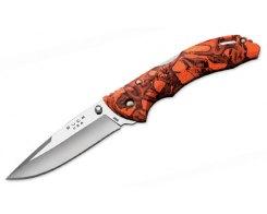 Складной нож BUCK 0286CMS12 Bantam Orange Head Hunterz