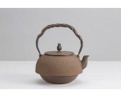 Чугунный чайник нанбу текки IWACHU 11008, 1,8л