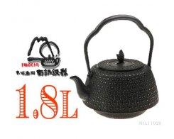 Чугунный чайник нанбу текки IWACHU 11020, 1,8л