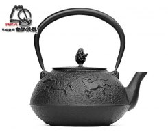 Чугунный чайник нанбу текки IWACHU 11937, 1,5л