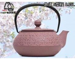 Чугунный чайник для чайной церемонии IWACHU 12006, 0,65 л