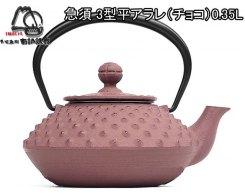 Чугунный чайник для чайной церемонии IWACHU 12141, 0,35 л