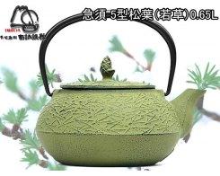 Чугунный чайник для чайной церемонии IWACHU 12425, 0,65л
