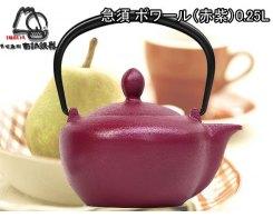 Чугунный чайник для чайной церемонии IWACHU 12458, 0,25л