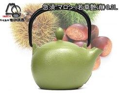 Чугунный чайник для чайной церемонии IWACHU 12727, 0,30 л