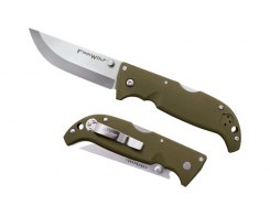 Складной нож Cold Steel 20NPFZ Finn Wolf OD Green
