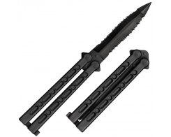 Тренировочный нож бабочка Cold Steel FGX Balisong 92EAA