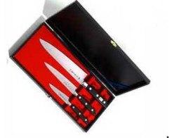 Набор из 3х ножей Tojiro DP-GIFTSET-A