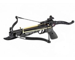 Арбалет-пистолет Скаут, Ek Archery/Poe Lang CR-002BA, черный пластик