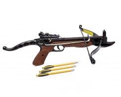 Арбалет-пистолет Скаут, Ek Archery/Poe Lang CR-039W4, цвет под дерево