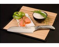 Кухонный нож Сантоку Tojiro FD-959, 17 см