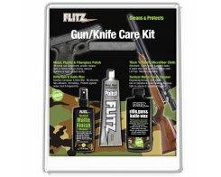 Набор для ухода за оружием и ножами Flitz KG41501 Gun Kit