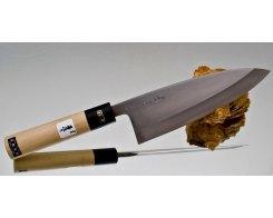 Разделочный нож Fujiwara Deba FKV-37, 16,5 см.