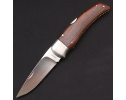 Туристический складной нож G.Sakai 10402  NEW FOLDING HUNTER WOOD