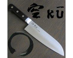 Кухонный поварской нож Сантоку G.Sakai 11447  KU SANTOKU VG-1 STEEL