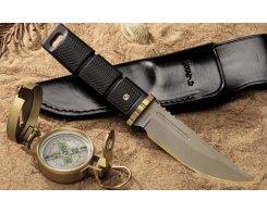 Туристический нож G.Sakai GS-26/GL Mamorigatana Gold