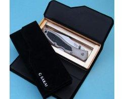 Складной нож G.Sakai 11427  Ti-ara Clip point