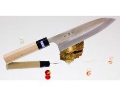 Поварской кухонный нож Gihei-Hamono HAP-40 GHP-G21J, Gyuto 210 мм.