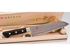 Нож кухонный Сантоку Hattori KD, KD-31 Santoku, 18 см.