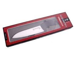 Поварской керамический шеф нож Hatamoto HM190W-A