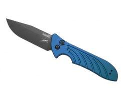 Автоматический складной нож Kershaw Launch 5 7600BLUBLK