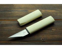 Нож для резьбы по дереву киридаши Yoshiharu Y-A-1000