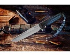 Тактический нож Kizlyar Supreme 000531 Aggressor