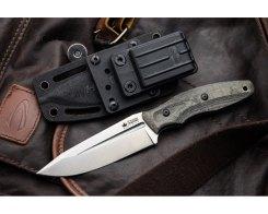 Тактический нож Kizlyar Supreme 1619 City HUNTER AUS-8 Satin