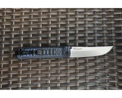 Складной нож Kizlyar Supreme 5320 Whisper M390, 96 мм.