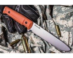 Тренировочный нож Kizlyar Supreme 81232 Aggressor Training S OH, 27,7 см.