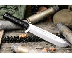 Нож выживания Kizlyar Supreme 9541 Survivalist X D2 SW, 33 см.