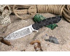 Нож Kizlyar Supreme 9725 Aztec