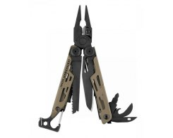 Мультитул LEATHERMAN Signal Coyote 832404, 19 функций