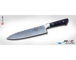 Кухонный поварской нож MAC Professional MBK-85 Chef 220 мм.