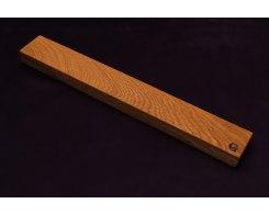 Магнитный держатель для ножей MDG 370 мм, дуб