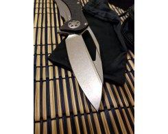Складной нож Marfione Matrix Two-tone Stonewash, M390