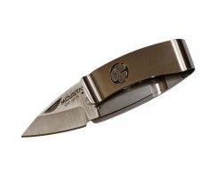 Складной нож-зажим для купюр Mcusta MC-0081 Aoi